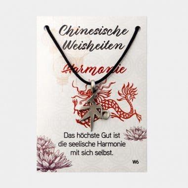 Chinesische Weisheiten (große Karte) VE=3 - Harmonie VE=3