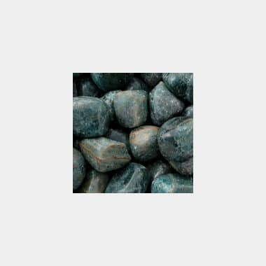 Trommelsteine in 70 Steinsorten (VE=0,5/1kg) - Apatit VE=1kg