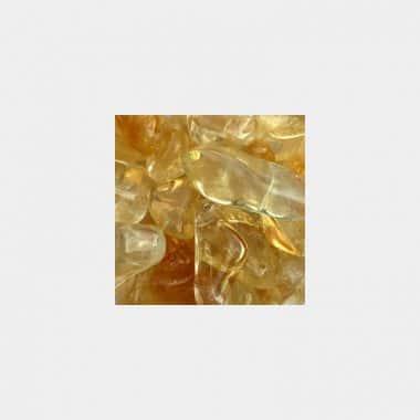 Trommelsteine in 70 Steinsorten (VE=0,5/1kg) - Citrin VE=1kg