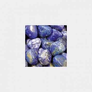 Trommelsteine in 70 Steinsorten (VE=0,5/1kg) - Lapis Lazuli VE=1kg