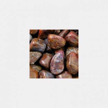 Trommelsteine in 70 Steinsorten (VE=0,5/1kg) - Pietersit VE=1kg
