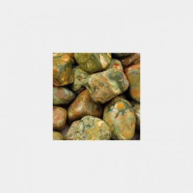 Trommelsteine in 70 Steinsorten (VE=0,5/1kg) - Rhyolith VE=1kg