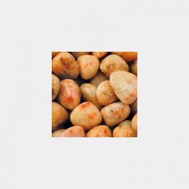 Trommelsteine in 70 Steinsorten (VE=0,5/1kg) - Sonnenstein VE=1kg