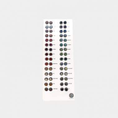 Ohrschmuck Crystals von Swarovski in 6 Displays - Ohrstecker