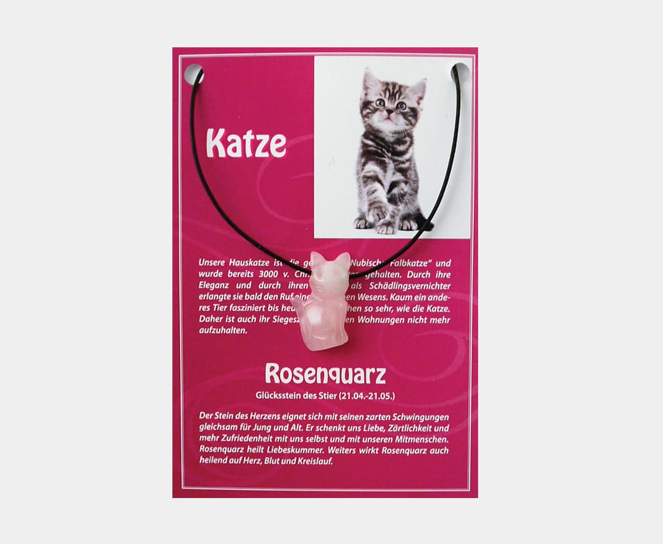 Abverkauf Restbestand! Katze Neu (große Karte)