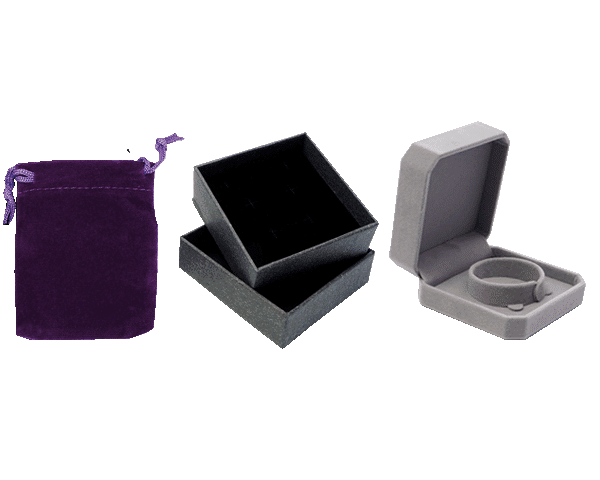 Verpackungen und Zubehör